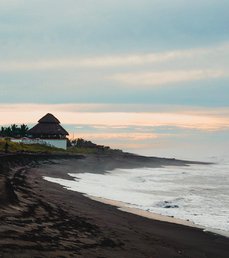 Azie Bali Reisblondie