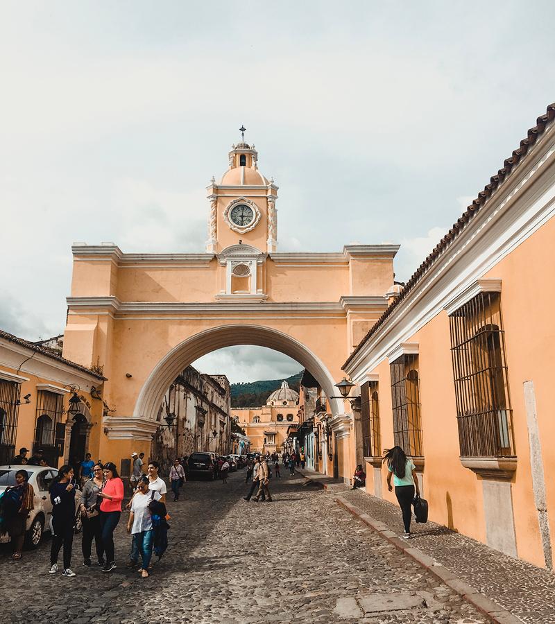 Backpacken in Mexico met Reisblondie