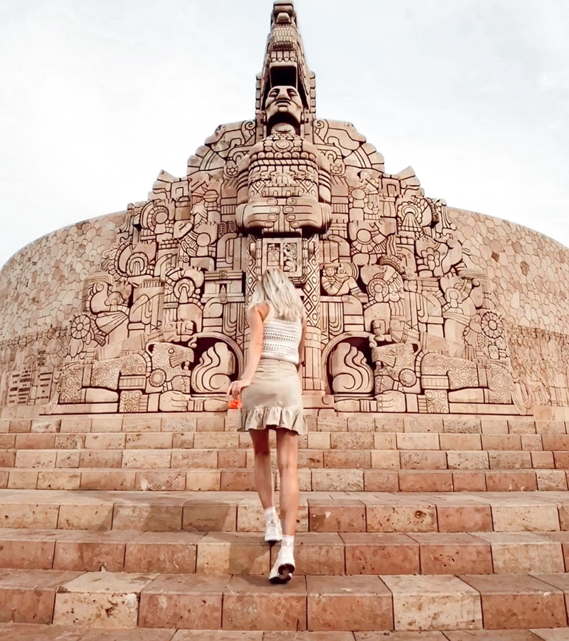 Latijns Amerika reizen backpack reisblondie