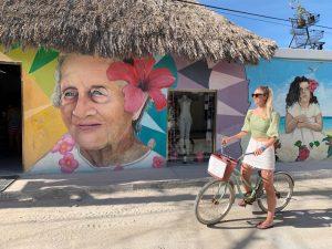 Reizen Mexico Yucatan Reisblondie