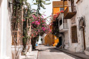 Reisblondie reizen Cartagena Colombia