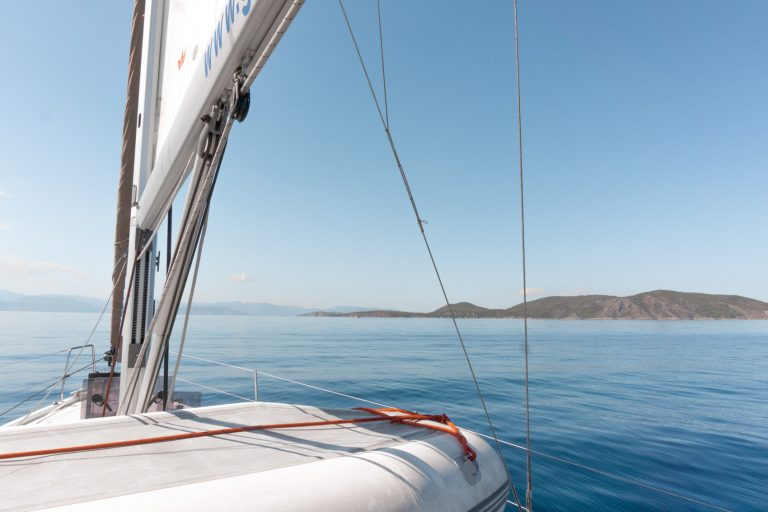 Reisblondie reizen Griekenland