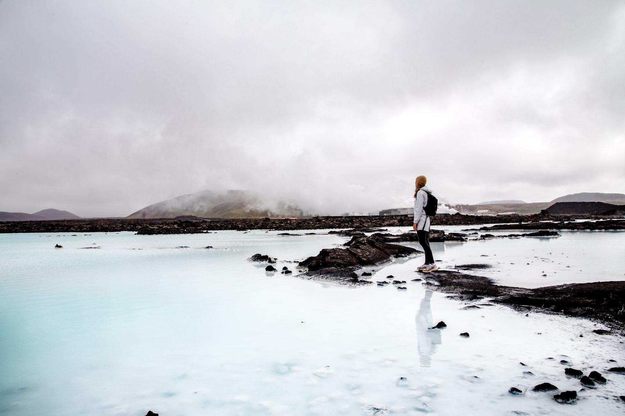 Blue Lagoon for free Reisblondie