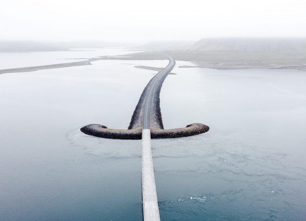 Reisblondie route Ijsland